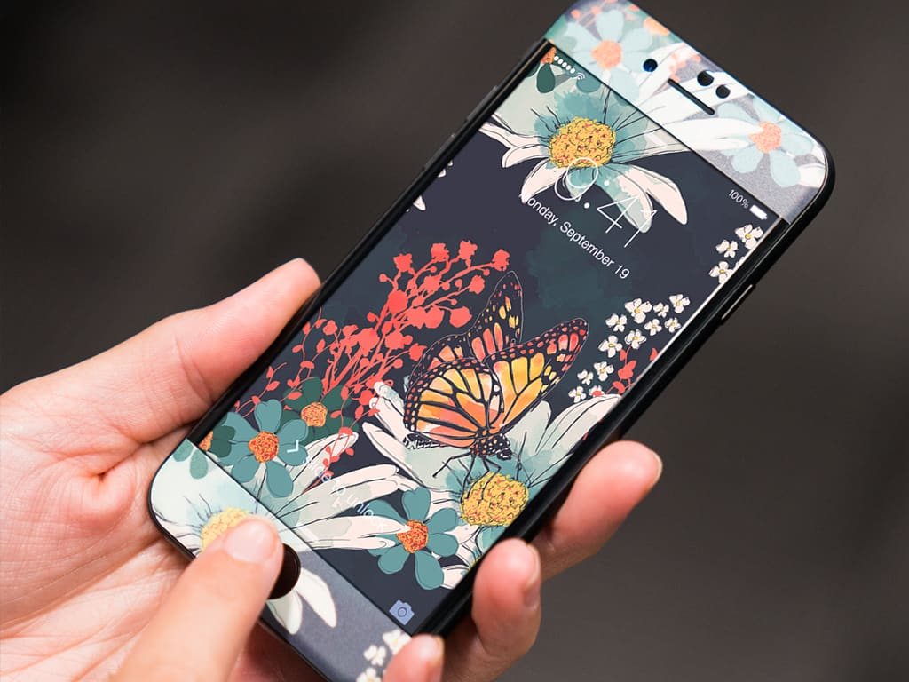 Apple iPhone Skins - Click to View Larger Image