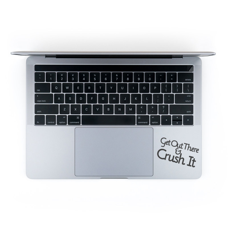 MacBook Decal - Crush It