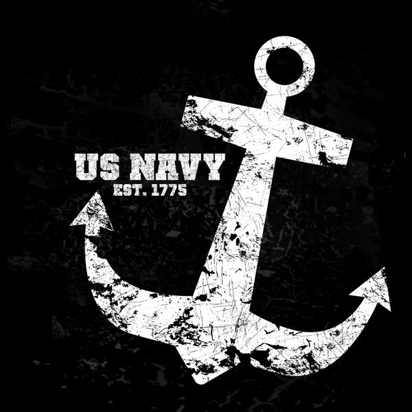 Anchor By US Navy