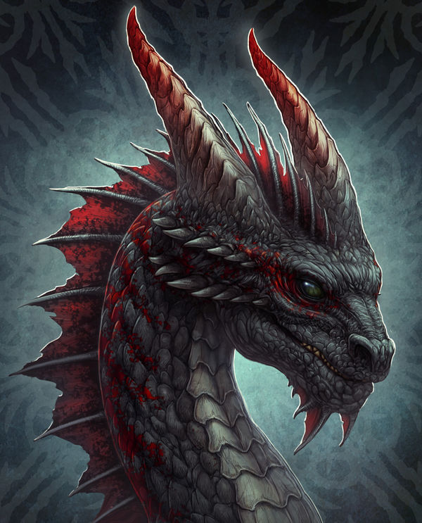 black dragon by kerem beyit