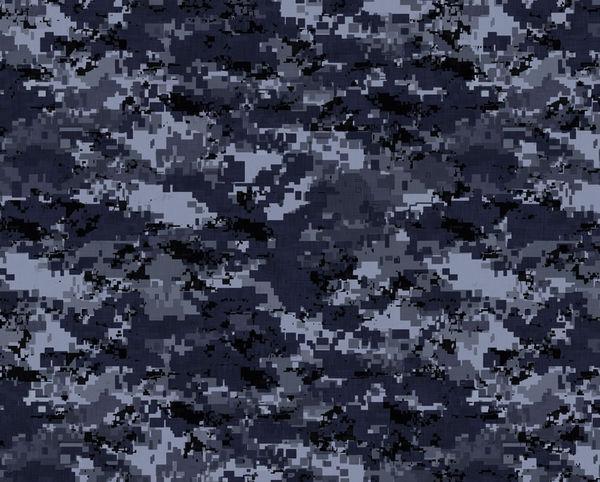 Digital Navy Camo By Camo Decalgirl