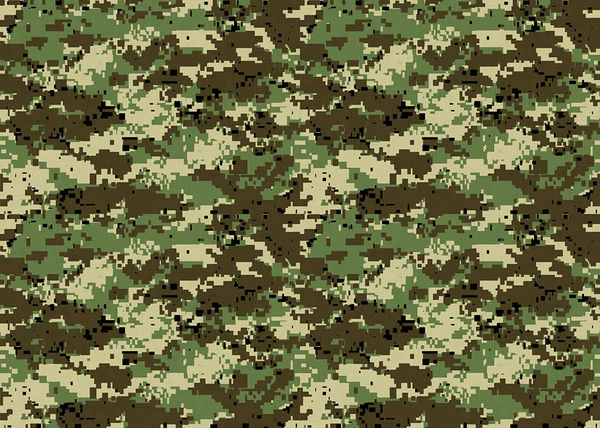 digital woodland camo by camo decalgirl