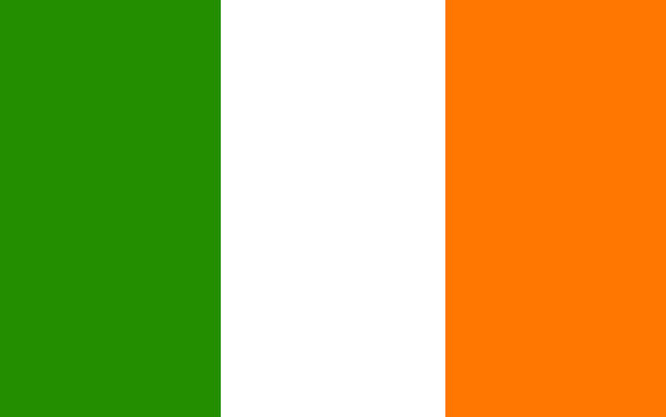 Irish Flag By Flags  DecalGirl