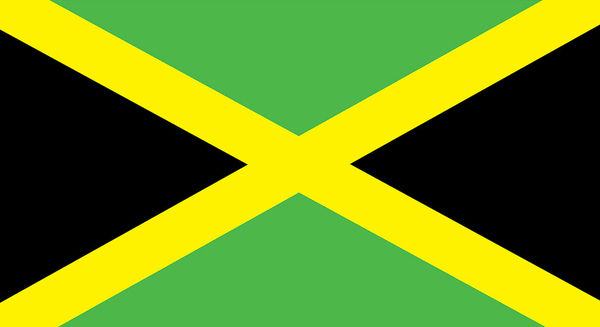 jamaican flag by flags