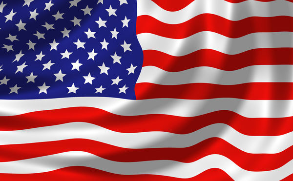 USA Flag by Flags DecalGirl