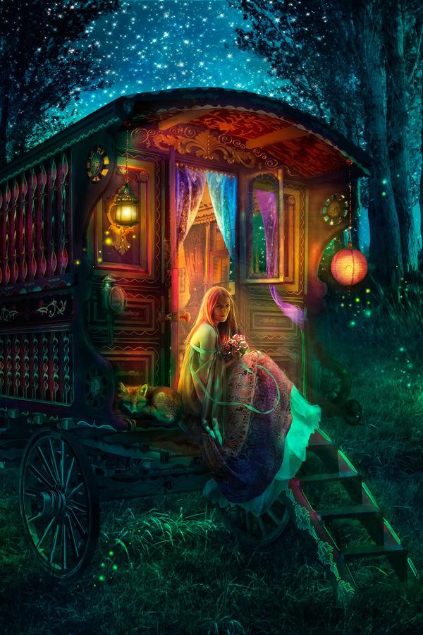 Gypsy Firefly by Aimee...