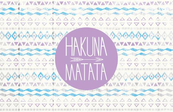Hakuna Matata by Brooke Boothe | DecalGirl