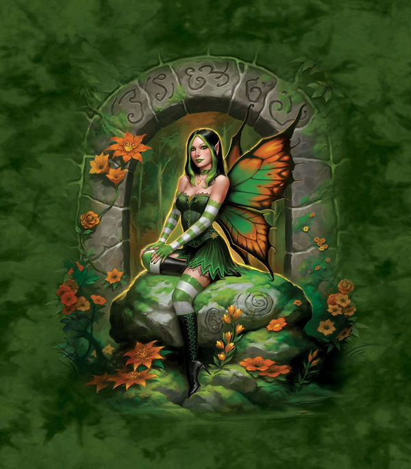 Jade Fairy by James Ryman | DecalGirl