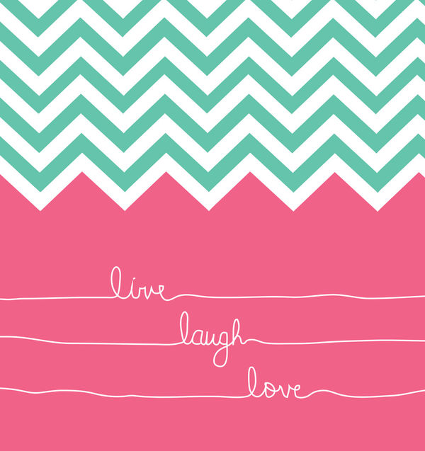 Live Laugh Love Iphone Wallpaper : Live Laugh Love by Brooke Boothe DecalGirl