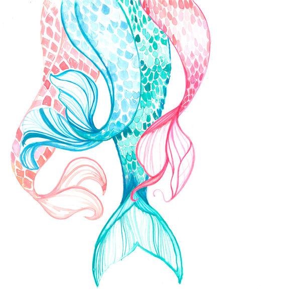 Coral Hernandez Finol Mermaid Tails