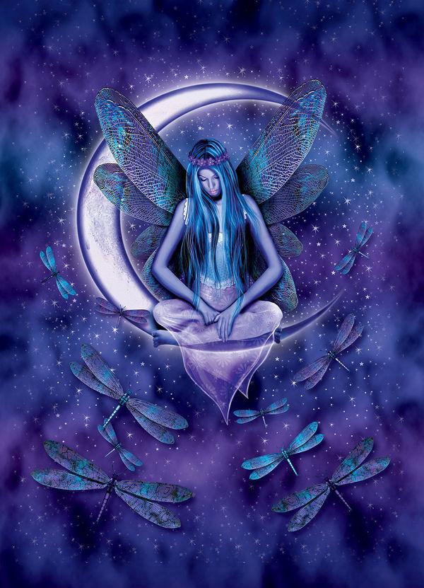 Moon Fairy by Michael McGloin | DecalGirl