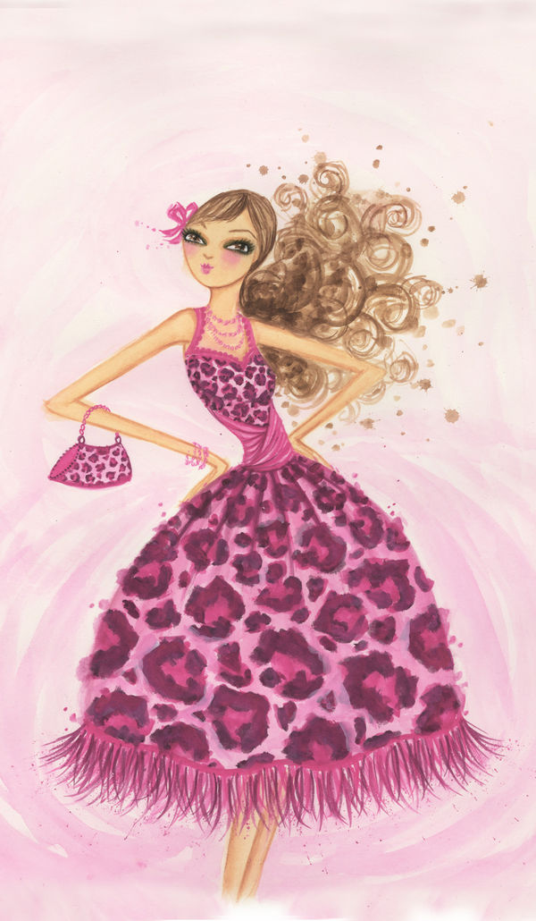 perfectly pink by bella pilar