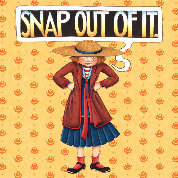 Snap Out Of It by Mary Engelbreit | DecalGirl