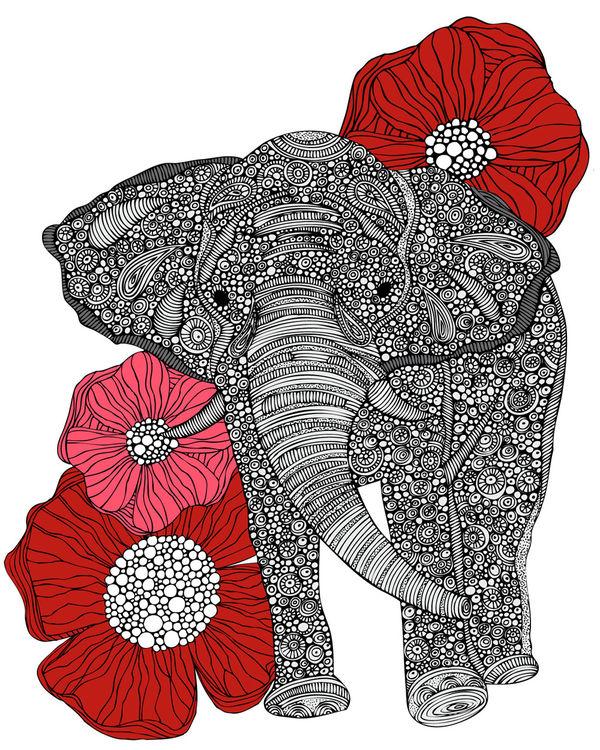the elephant by valentina ramos