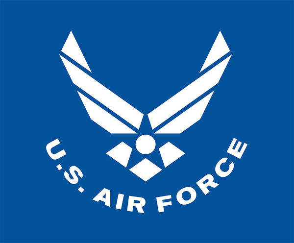 usaf blue by us air force decalgirl