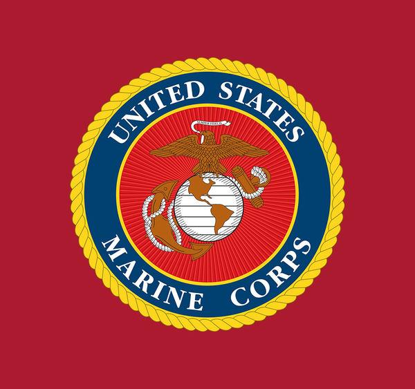 usmc red by us marine corps decalgirl