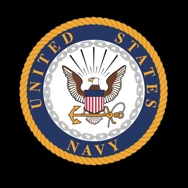 usn emblem by us navy decalgirl