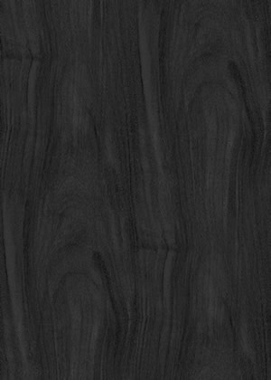 Black Woodgrain