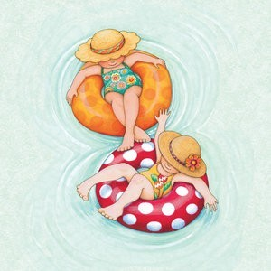 Inner Tube Girls
