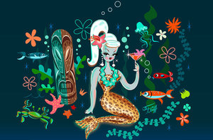 Martini Mermaid