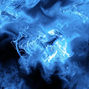 Blue Quantum Waves