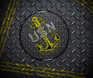 USN Diamond Plate