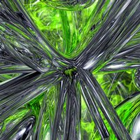 Emerald Abstract