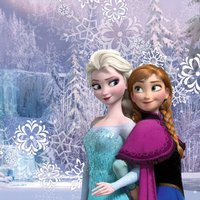 Barnes and Noble NOOKcolor Skin - Anna and Elsa