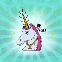Be You Unicorn