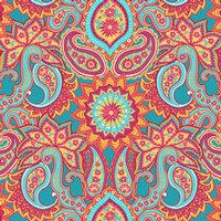 Intrigue Skin - Carnival Paisley