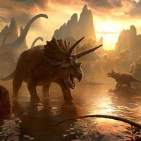 Cretaceous Sunset