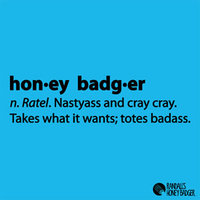 Honey Badger Definition