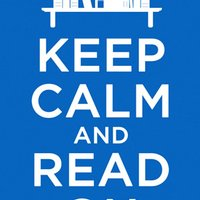 Keep Calm - Read
