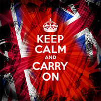 Keep Calm - Burst