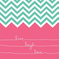 Pandigital Planet 7in Tablet Skin - Live Laugh Love