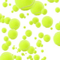 Lots of Tennis Balls
