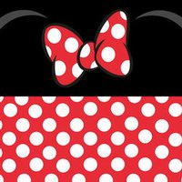 Alex eReader Skin - Minnie Bow