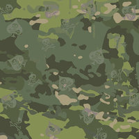 SOFLETE Tropical Multicam