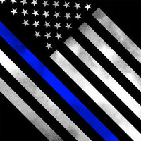 Thin Blue Line Hero