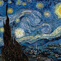 Alex eReader Skin - Starry Night