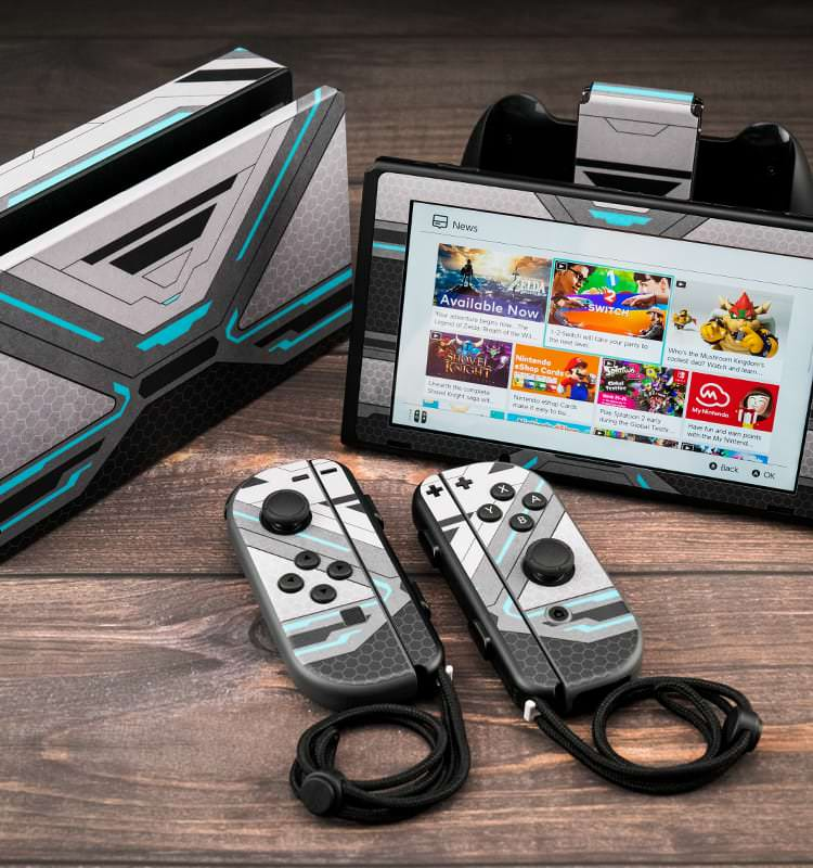 Nintendo Switch Skins | DecalGirl