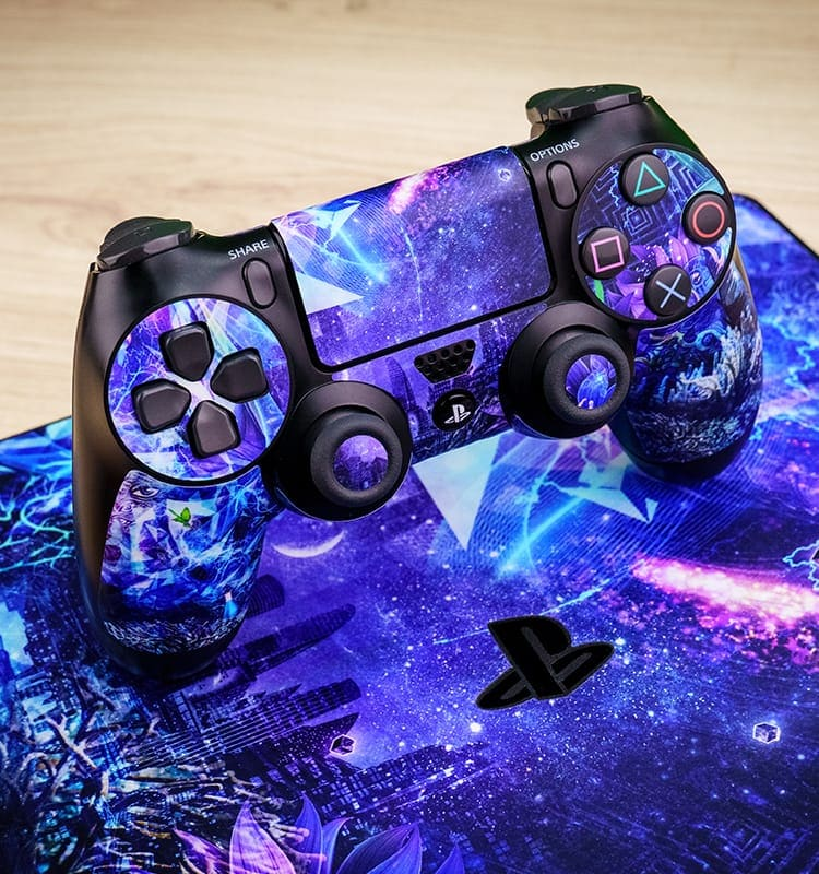 Sony PS4 Controller Skins