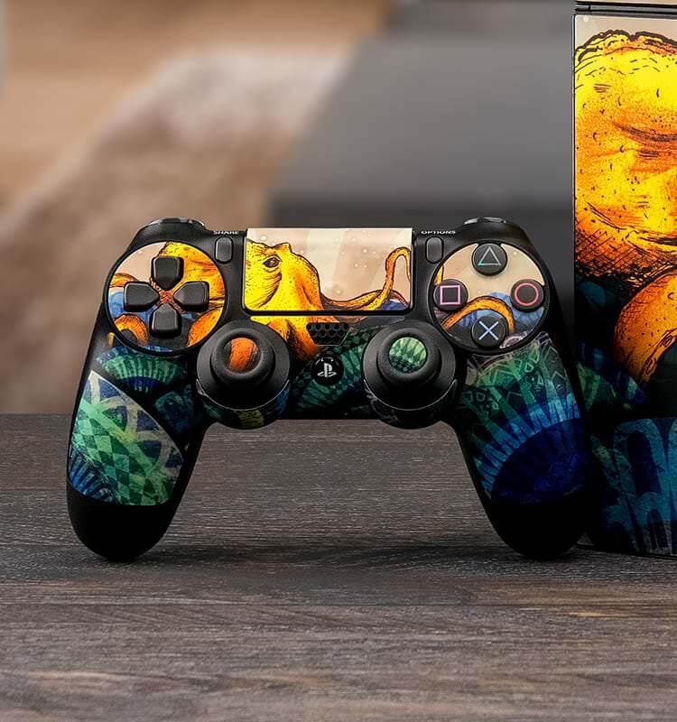 Sony PS Controller Skins DecalGirl - Skins para minecraft de one piece