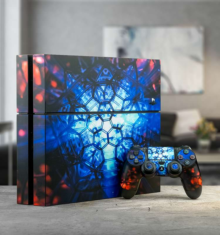 DecalGirl Sony PS4 Skins