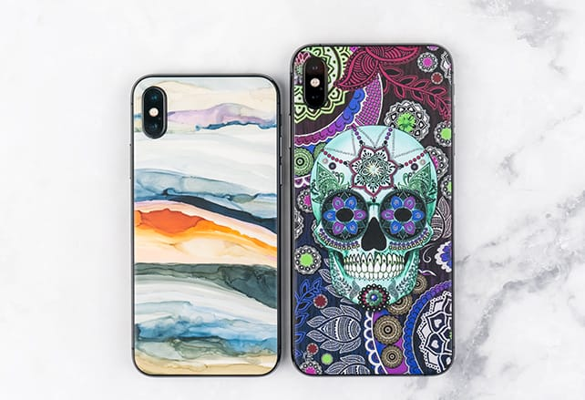 Apple iPhone XS and XS Max Skins