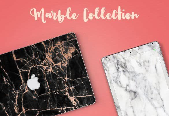 Marble Collection Skins