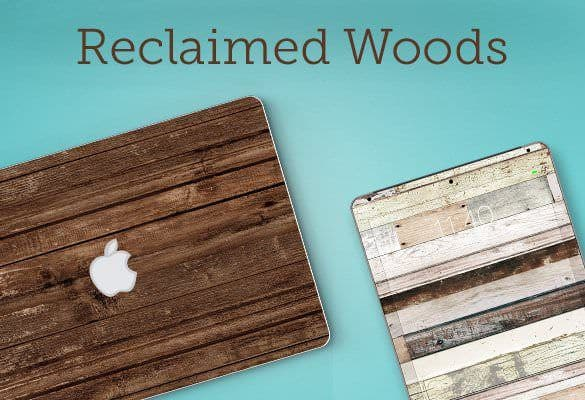 Reclaimed Wood Skins