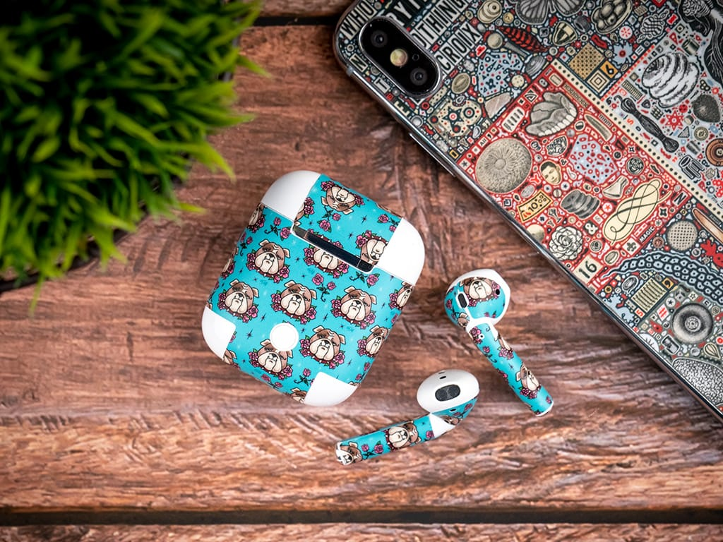591d9b0cb6b Apple AirPod Skins - Click to View Larger Image