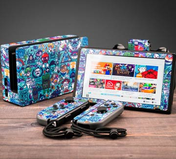 Shop Now For Nintendo Gaming Skins