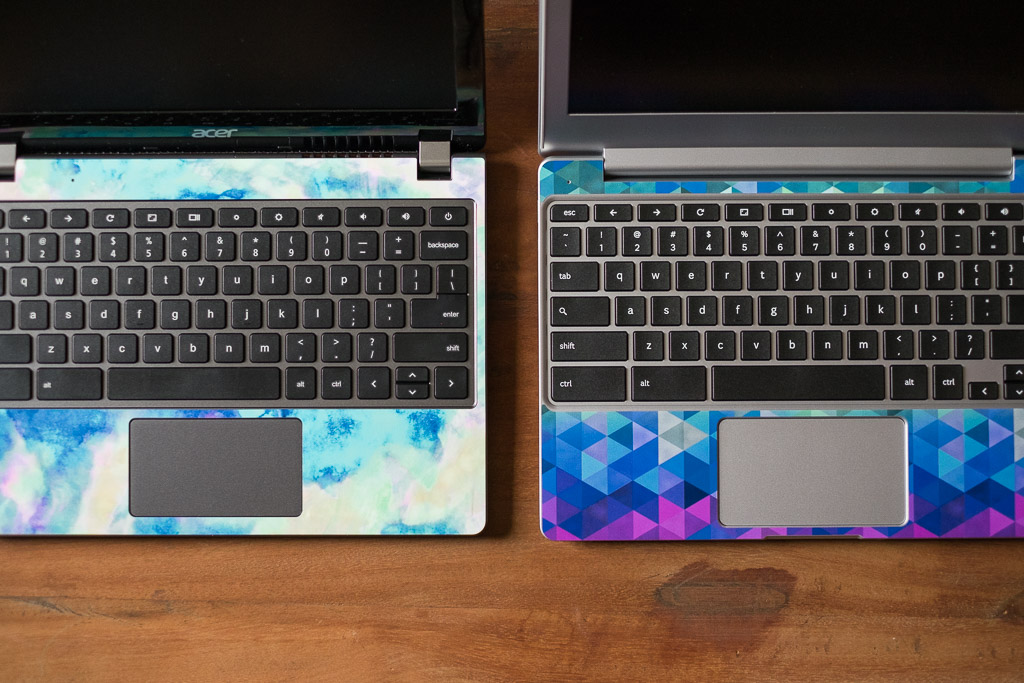 Chromebook Skins Decalgirl